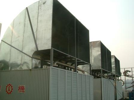 属于空调机组及冷却塔机组综合降噪工程